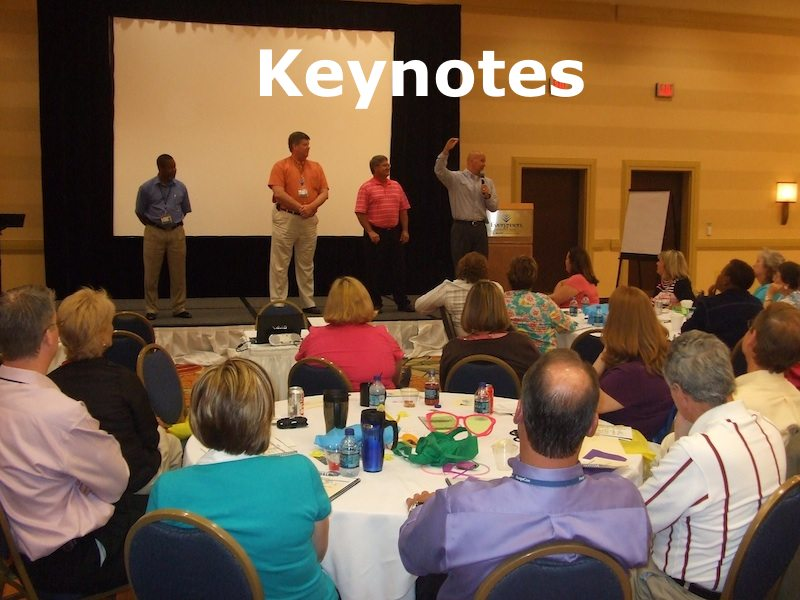 Keynotes - Advisors and Educators