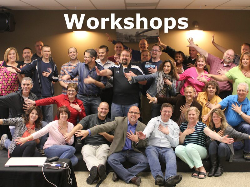 Workshops - Advisors and Educators